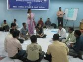 District ToT for Training of VHSC