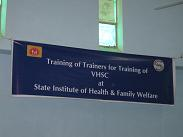State ToT for Training of VHSC