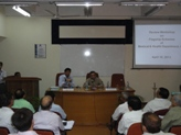 Workshop on Flagship Schemes of Medical & Health Department,GoR
